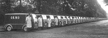 Ormo electric vans
