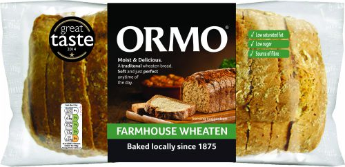 NEW ORMO FARMHOUSE WHEATEN FINAL STAR