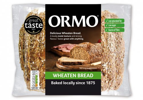 NEW ORMO WHEATEN BREAD FINAL STAR